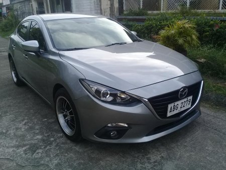 Mazda 3 skyactiv maxx 2015 for sale