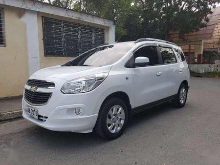 For Sale 2014 Chevrolet Spin Ltz 362532