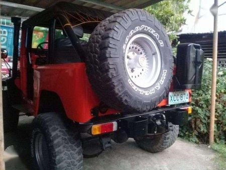 Toyota Land Cruiser Wrangler Jeep 2002 for sale