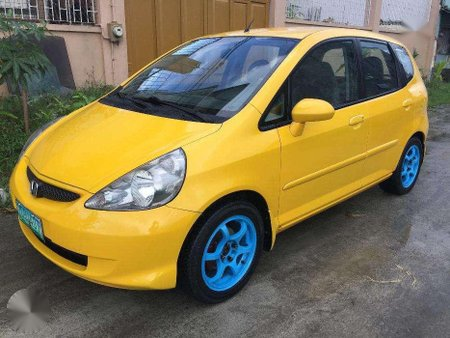 Honda Jazz 2006 Matic Idsi Local Yellow For Sale 362284