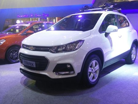 For sale Chevrolet Trax (New Face) 2017 for 208k down