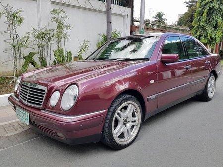 1997 Mercedes-Benz E230 for sale