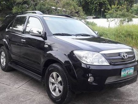 Toyota Fortuner G 2007 for sale