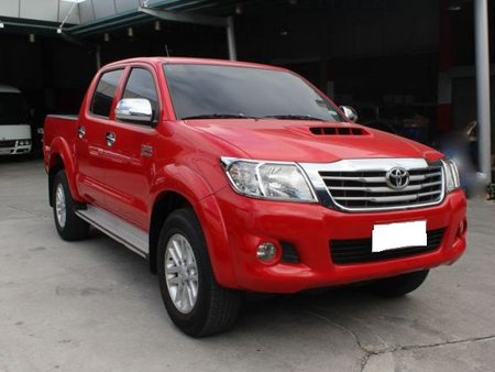 Good as new Toyota Hilux G 2013 for sale