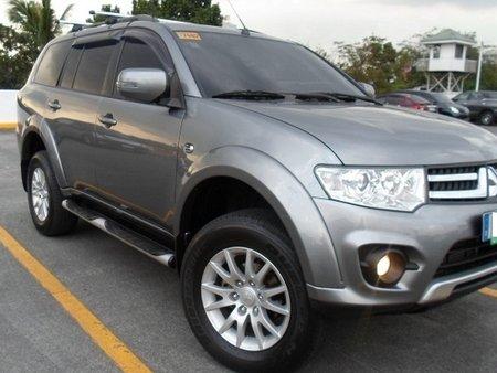 Well Kept Mitsubishi Montero Sport 2014 For Sale