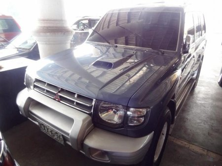 Mitsubishi Pajero 1999 P468,000 for sale