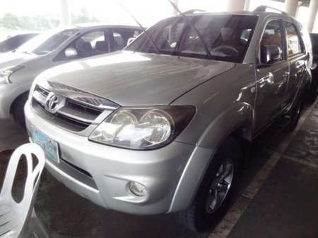 2006 Toyota Fortuner V Automatic for sale at best price