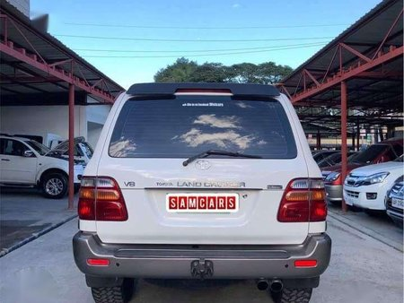 2001 Toyota Land Cruiser for sale
