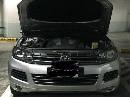Almost brand new Volkswagen Touareg Diesel 2014 for sale