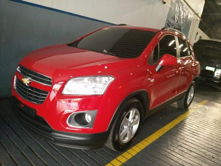 Brand new CHEVROLET TRAX 2017 for sale