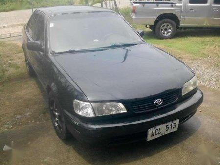 For sale Toyota Corolla 1.6 2001 model