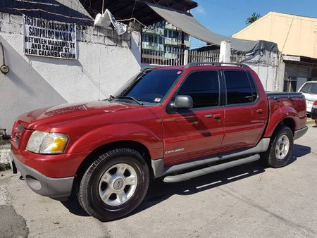 Well-kept Ford Explorer XLT 2001 for sale