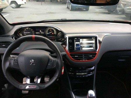 2015 Peugeot 208 GTI 1.6L Turbo MT Gas for sale