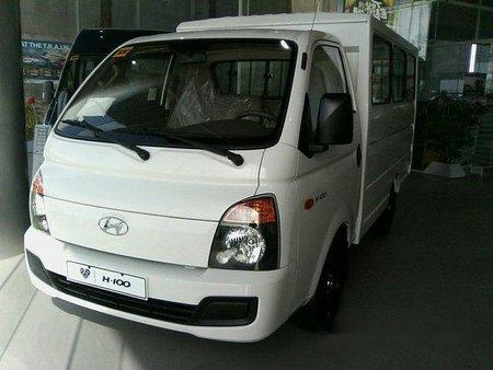 Hyundai H100 2017