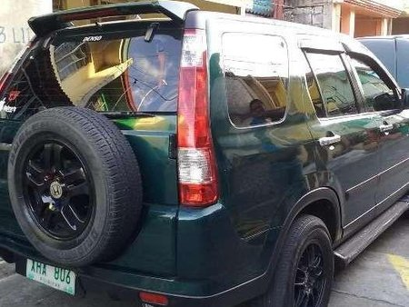 Honda Crv 7 Seater 2003 Model For