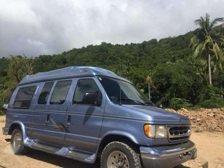 2001 Ford E350 Van - Diesel Engine for sale