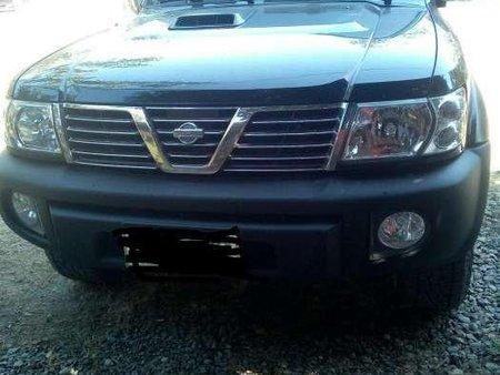 2003 Nissan Patrol Super Safari Presidential Edition Dsl for sale