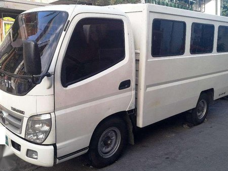 2014 Foton Tornado Manual Diesel Nothing to fix for sale