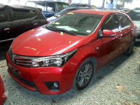2016 Toyota Corolla Altis 1.6 G MT GAS for sale
