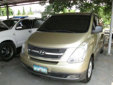 Well-kept Hyundai Starex Gold VGT 2011 for sale