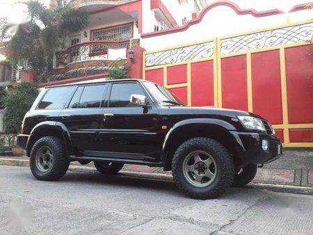 Nissan Patrol 2006 Presidential Edition A/t 4x4 Diesel for sale