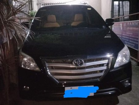 Toyota Innova 2014 model for sale