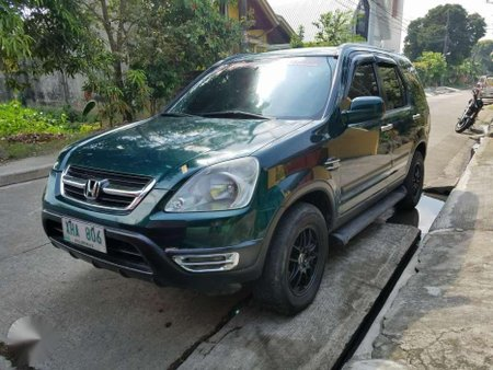 Honda Crv Manual Transmission 2003 Model For Sale