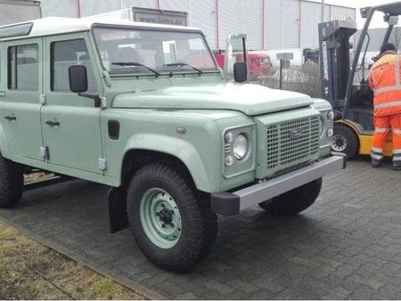 2018 Land Rover Defender 110 Heritage Edition for sale