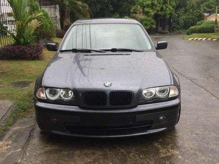 BMW 323i E46 2000 Manual Gray For Sale