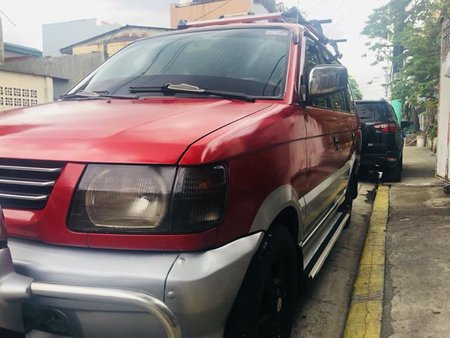 1999 Mitsubishi Adventure GLS Sport for sale