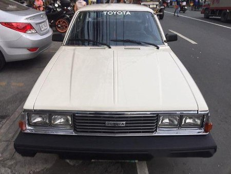 Well-maintained Toyota Corona 1981 for sale