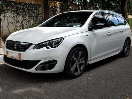 2016 Peugeot 308 SW 1.2THP 130HP for sale