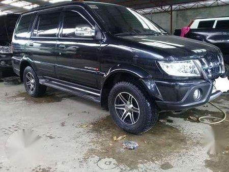 2014 Isuzu Sportivo X MT Black SUV For Sale