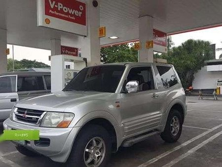 Mitsubishi Pajero 3 2 DiD 4m41 Engine 393432