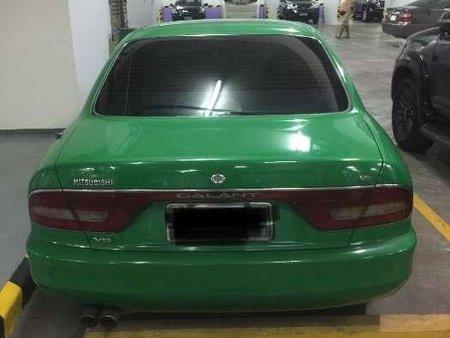 mitsubishi galant v6 1996 manual green for sale 384977 rh philkotse com 1999 Mitsubishi Galant 1998 Mitsubishi Galant