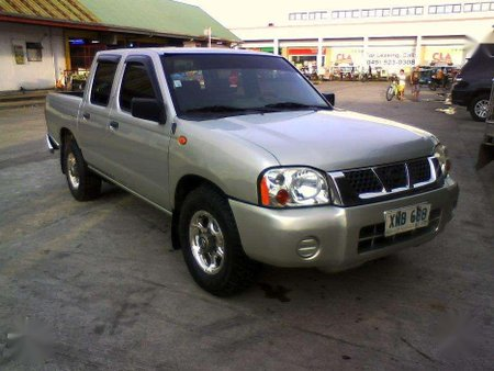 Nissan Frontier Diesel >> Nissan Frontier Titanium 2003 Diesel At For Sale