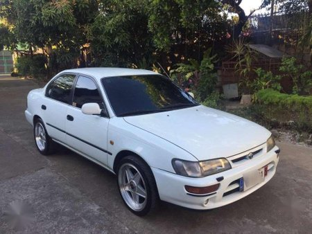 Toyota Corolla Euro Setup Big Body At 1992 For Sale 388187