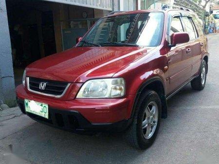 99 Honda CRV Like New For Sale