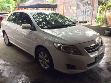 2008 toyota corolla altis 1 6 e manual all power for sale 389022 rh philkotse com toyota corolla 2008 user guide toyota corolla verso 2008 user manual