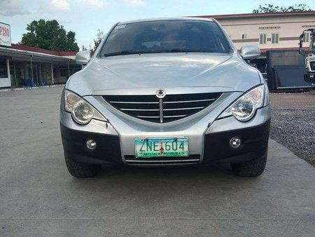 Ssangyong Actyon 4x2 suv 2008 for sale