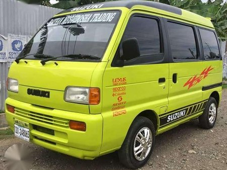 c4a16108953 2018 Japan Surplus Suzuki Multicab Mini van for sale
