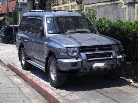 1997 montero sr specs