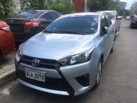 2015 Toyota Yaris 1.3 E Manual Transmission for sale