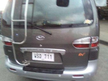 Hyundai Starex 2001 Van Very Fresh For Sale