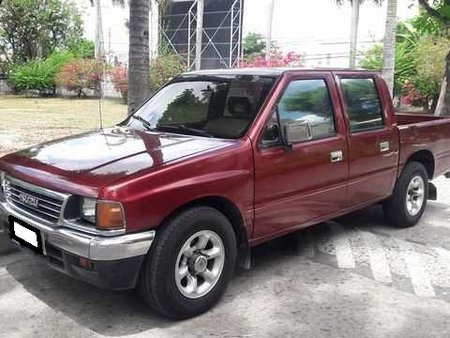 Well-maintained Isuzu LS 1996 for sale