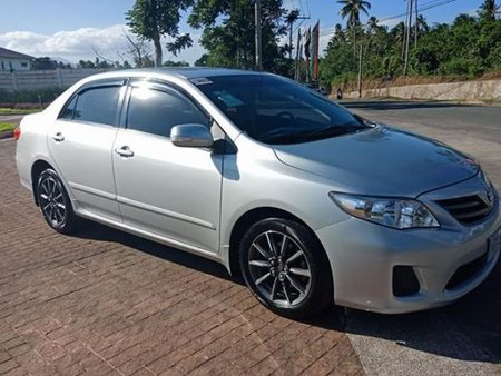 Well-maintained Toyota Altis E 2011 for sale