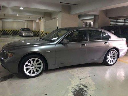 2004 BMW 745i FOR SALE
