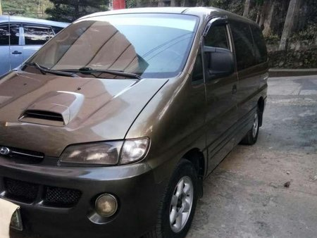 99 Hyundai Starex Svx Rv For Sale