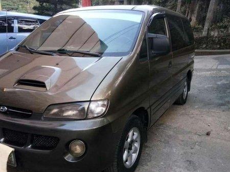 99 Hyundai Starex Svx Rv For Sale 392656