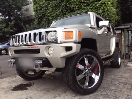 2007 Hummer H3 for sale in Quezon City